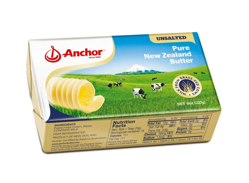Anchor Butter USA 227g Unsalted WEB_1