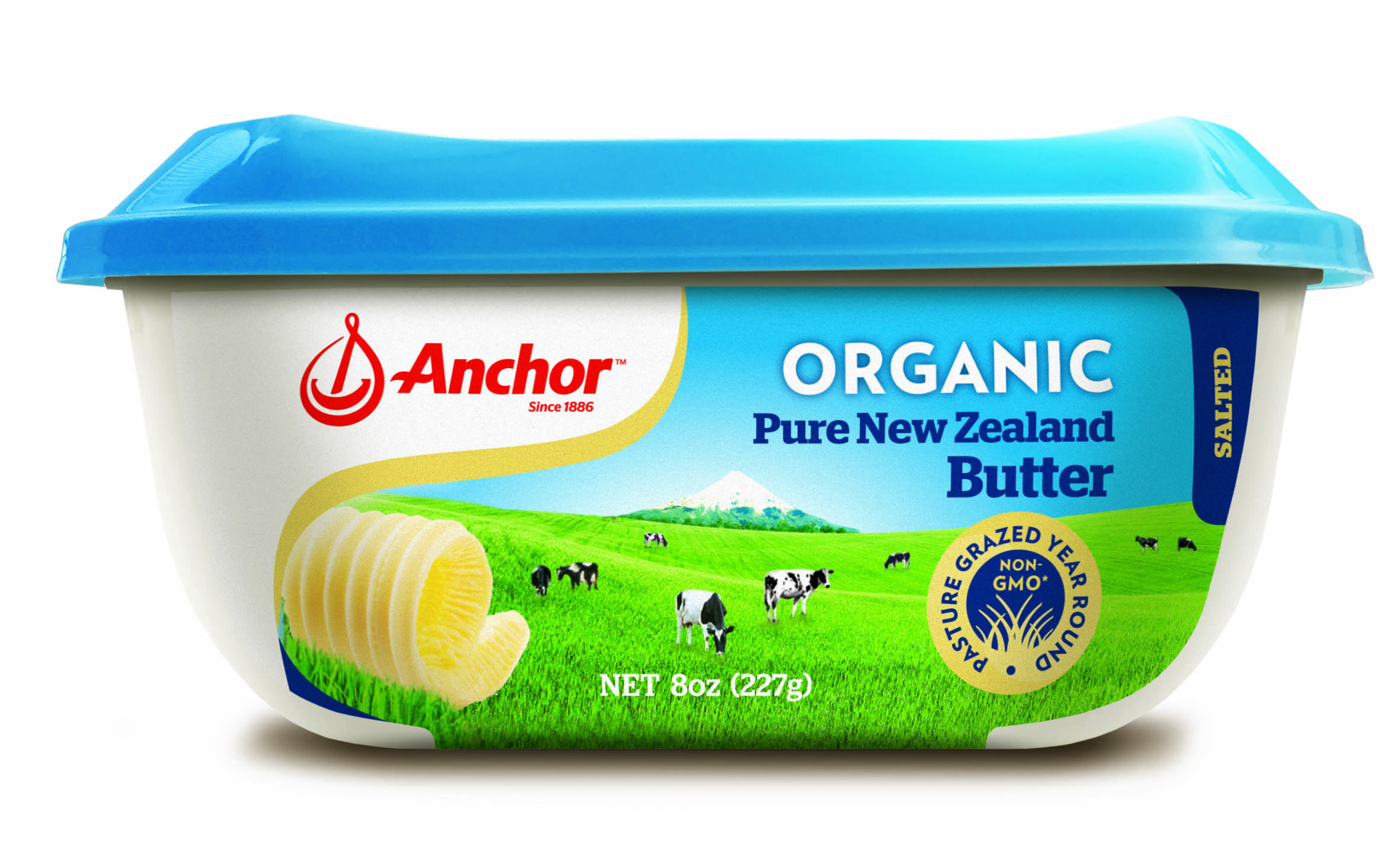 Anchor_Organic Butter 8oz Tub USA 3D_1 Blue